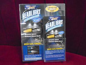 Headlight Restoration Chicopee MA | Don Roy's Auto Body